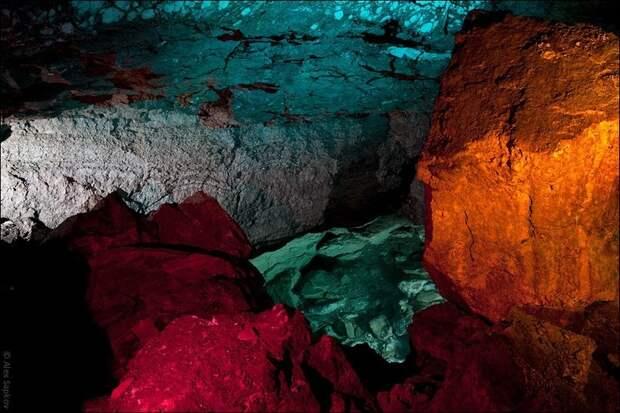 Ординская пещера на Урале