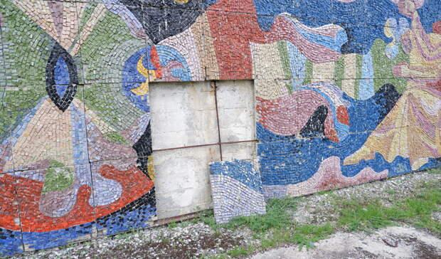 Причины разрушения мозаичных панно наСтаврополье назвал эксперт