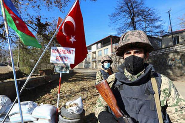 Армения пожаловалась в ЕСПЧ на вмешательство Турции в войну в Карабахе