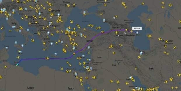 В Баку прибывают террористы из Афганистана, Ливии и Сирии