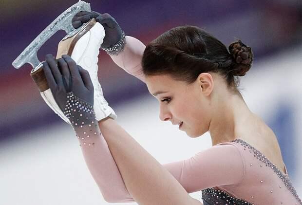 Щербакова: «Для меня один четверной прыжок в программе — минимум. Даже не рассматривала вариант с тройными»