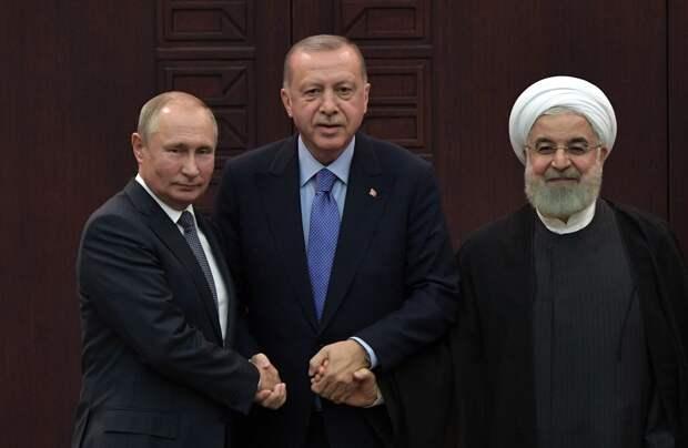 От прекращения огня к миру: партнёрство России, Ирана и Турции в мирных переговорах по Карабаху
