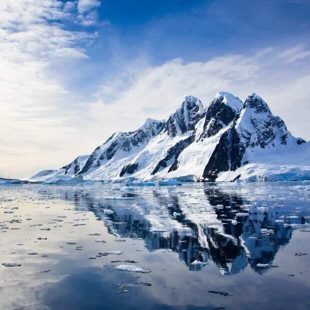 Доисторическая цивилизация в Антарктиде