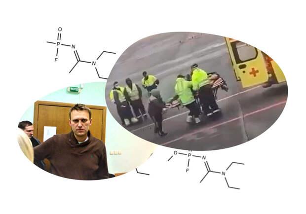10фактов о«Новичке» — токсичном агенте, которым, предположительно, был отравлен Алексей Навальный