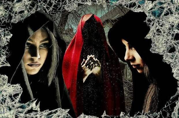 Магическое воровство или крадник