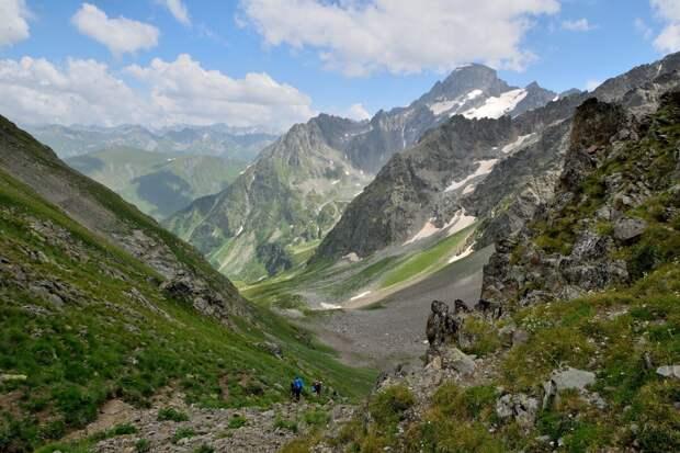 Озера Архыза – глаза Земли Голубое ожерелье Кавказа. (1)
