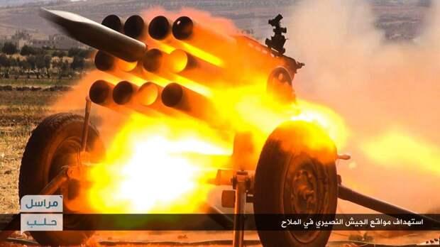 Кровавая бойня в Сирии: план врага по захвату части страны (ФОТО 18+)