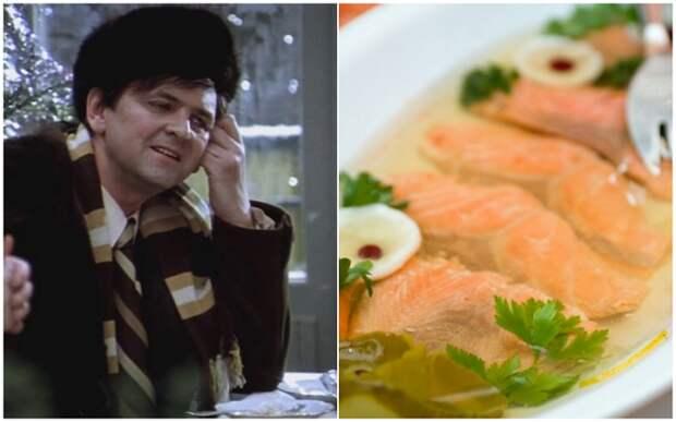 6 блюд из советских фильмов, без которых сложно представить праздничные столы