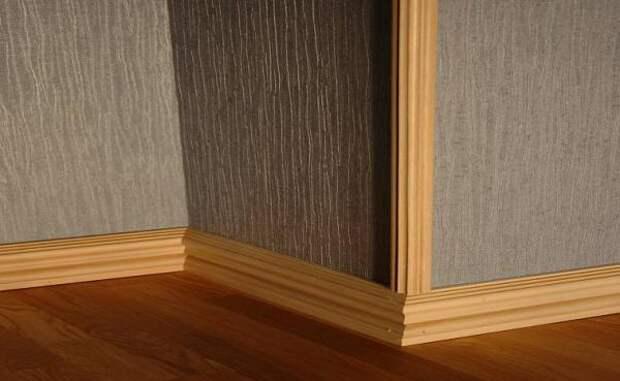 3 способа защитить внешние углы после поклейки обоев