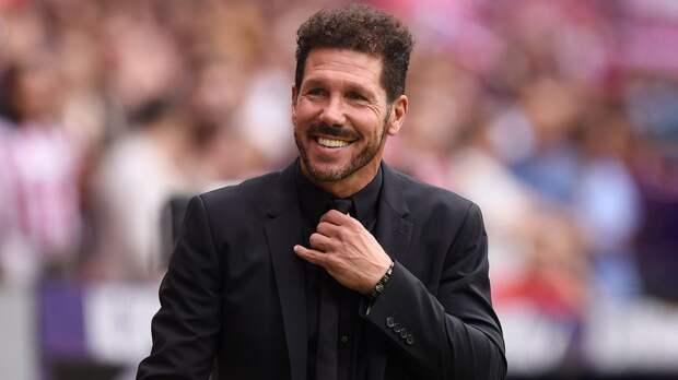 «Атлетико» хочет продлить контракт с Симеоне до 2024 года