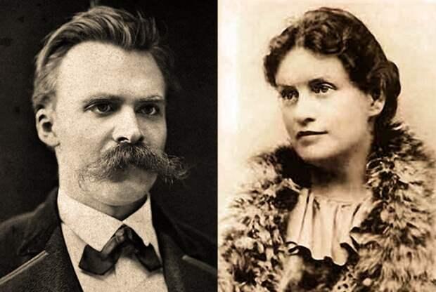 Интеллектуальный эксперимент или «тройственный союз». Как русской красавице удалось влюбить в себя Ницше?
