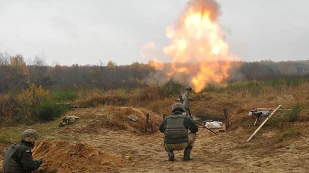 ВСУ минометным ударом повредили жилой дом в Донецке