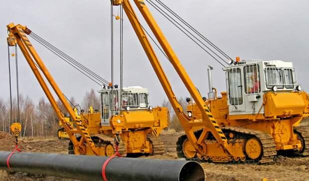 «Газпром» закрывает сделку попокупке «Стройтранснефтегаза»— СМИ