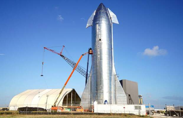 Новый барьер: прототип Starship преодолеет 18-километровую высоту