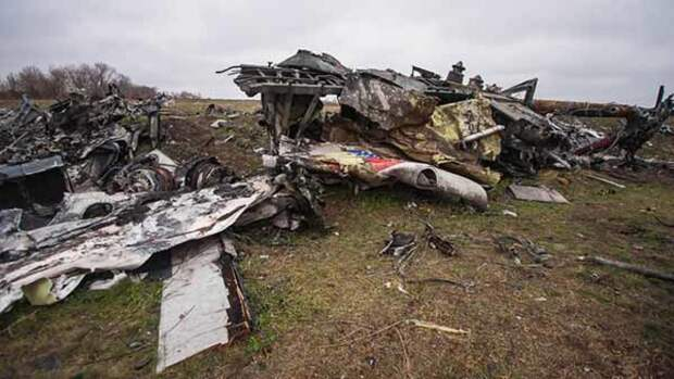 Суд Нидерландов изучит обломки самолета по делу МН17