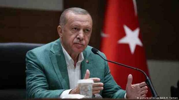 Эрдоган: позиция Турции по С-400 не изменилась
