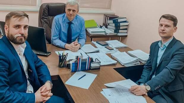 Олег Петров временно будет исполнять обязанности министра топлива и энергетики Крыма