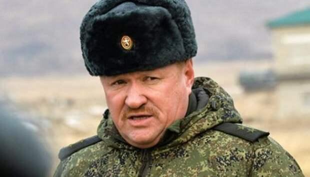 Генерал-лейтенант армии РФ погиб на командном пункте в бою возле Дейр-эз-Зора | Продолжение проекта «Русская Весна»