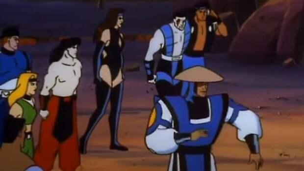 Warner Bros. анонсировала продолжение мультфильма по игре Mortal Kombat