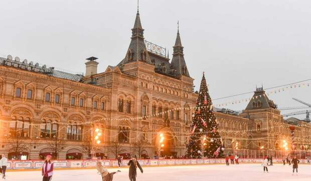 Привиться от COVID-19 можно будет с видом на Кремль