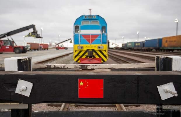 Украина может забыть об участии в проекте Новый Шелковый путь