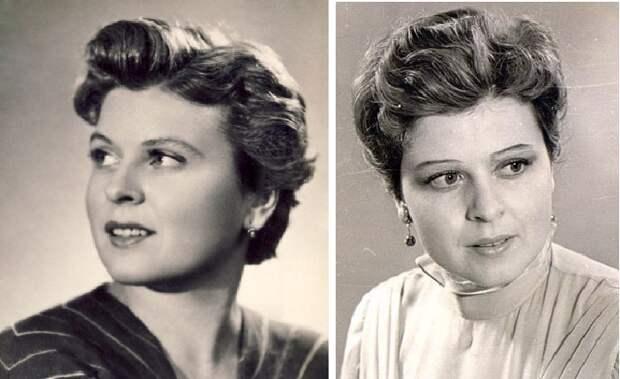 Маргарита Анастасьева - советская и российская актриса театра и кино.