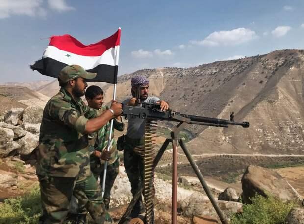 Асад объявил о возобновлении военной операции в провинциях Идлиб и Алеппо