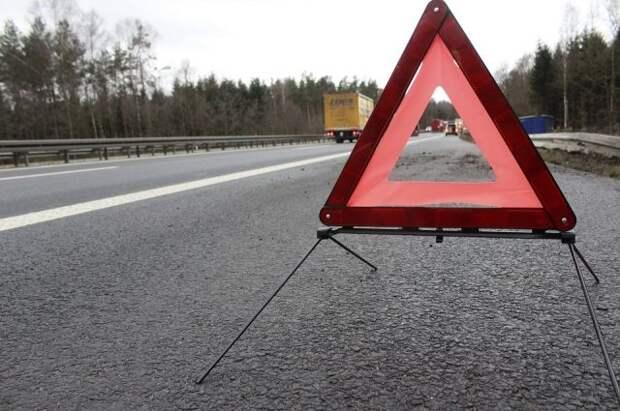 В Красноярском крае в ДТП с автобусом пострадали шесть человек