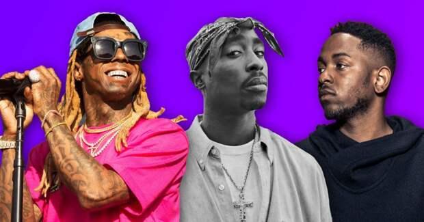 Эминем назвал 17 лучших рэперов всех времен