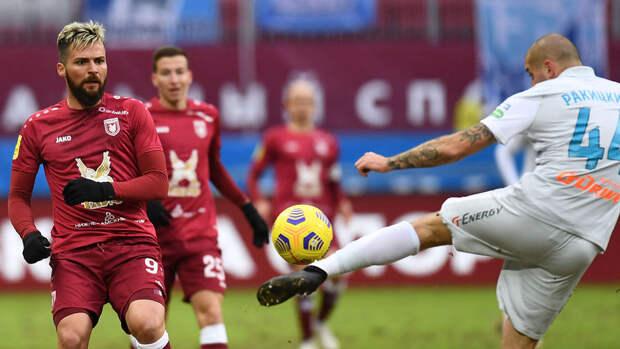 "Футболист ""Рубина"" Деспотович считает себя лучшим форвардом РПЛ"
