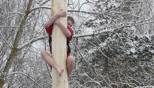 Спортивные состязания пройдут в парке Подольска в честь Масленицы 1 марта