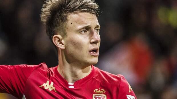 Головин выйдет в стартовом составе «Монако» на матч с «Лансом»