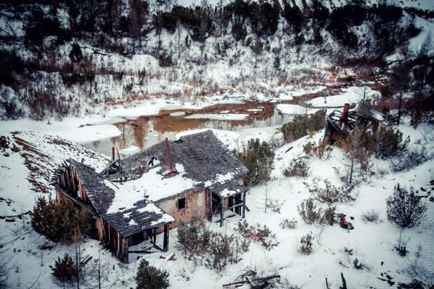 5 фото о том, что осталось от лагерей ГУЛАГа
