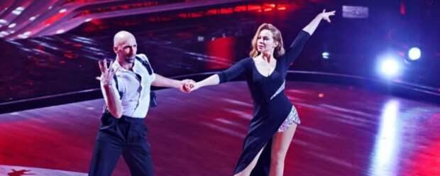 Евгений Папунаишвили назвал свою партнершу по «Танцам со звездами» музой
