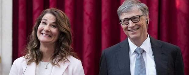 Билл Гейтс назвал брак с Мелиндой «отношениями без любви»