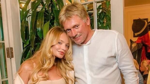 Лиза Пескова показала фото молодого отца