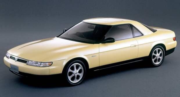 Самый совершенный автомобиль от Mazda — Eunos Cosmo