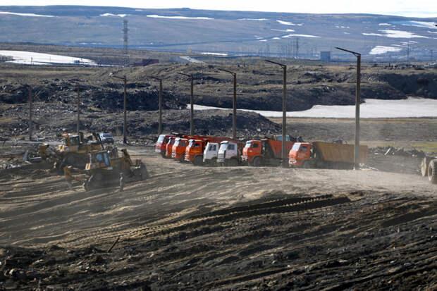 «Норникель» выплатит 146 млрд рублей за разлив топлива в Норильске