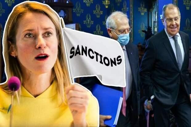 Эстония пообещала новые санкции против России