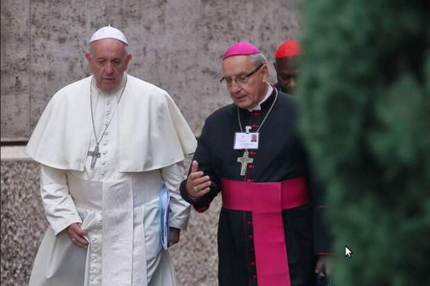 Главу белорусских католиков лишили гражданства