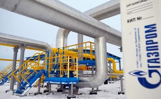 Американцы ведут войну с «Газпромом» до полного его истощения