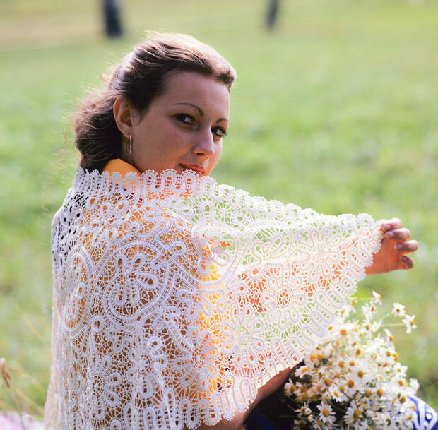 7 видов платков, которые делают в разных регионах России