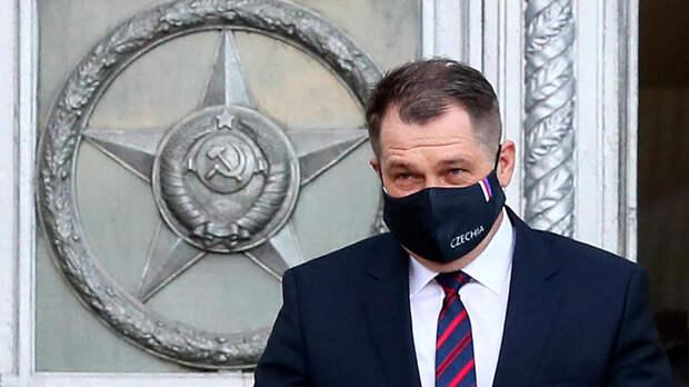 Посол Чехии посетит парад Победы, несмотря на дипломатический скандал