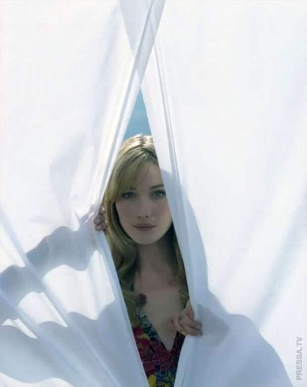 Великолепные фотографии Карлы Бруни, когда она была топ-моделью