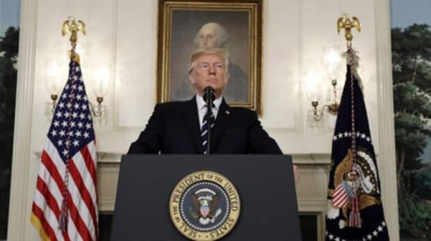 Дональд Трамп выдвинут на Нобелевскую премию мира 2021