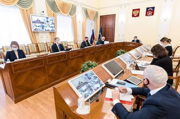 В Мурманской области по инициативе губернатора расширят меры поддержки семей