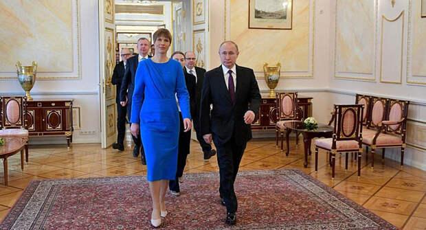 В «особых» российско-эстонских отношениях Путин поставил точку