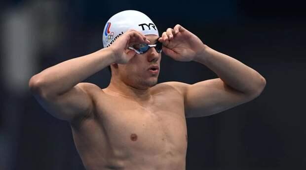 Омский пловец Мартин Малютин завоевал серебро на Олимпиаде в Токио