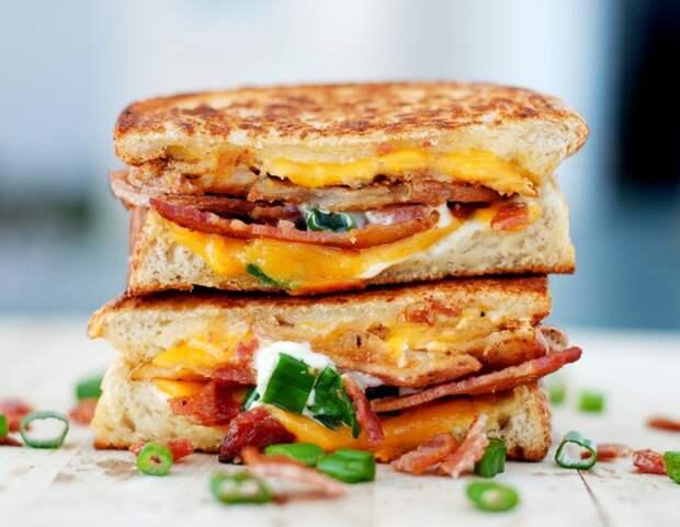 20 идей со всего мира, как приготовить бутерброд ссыром