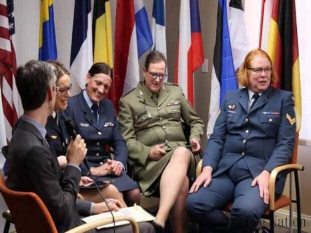 НАТО, Украина и «щедрые подарки России» на фоне Байдена